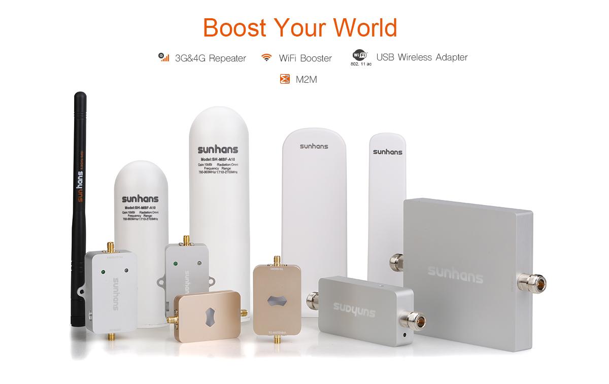 Shenzhen Sanwokoy Technology Co., Ltd. - signal booster, mobile ...