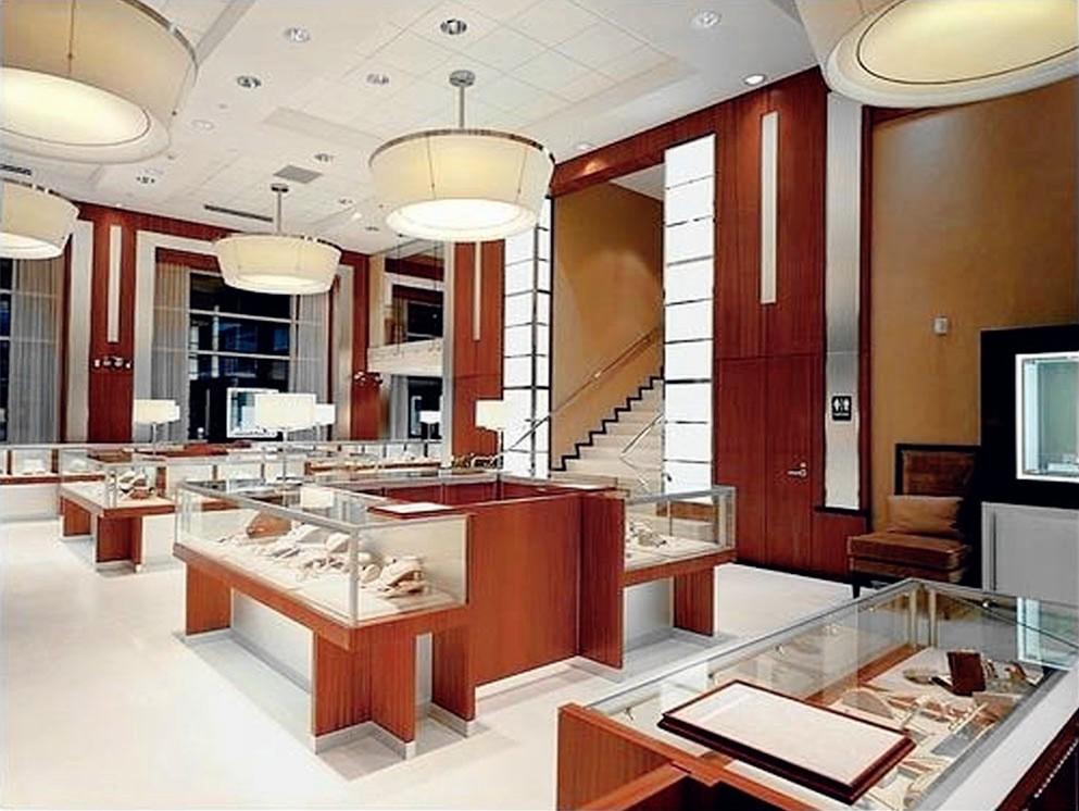 Glass Display Jewellery ShowcaseInterior Design Ideas Jewellery
