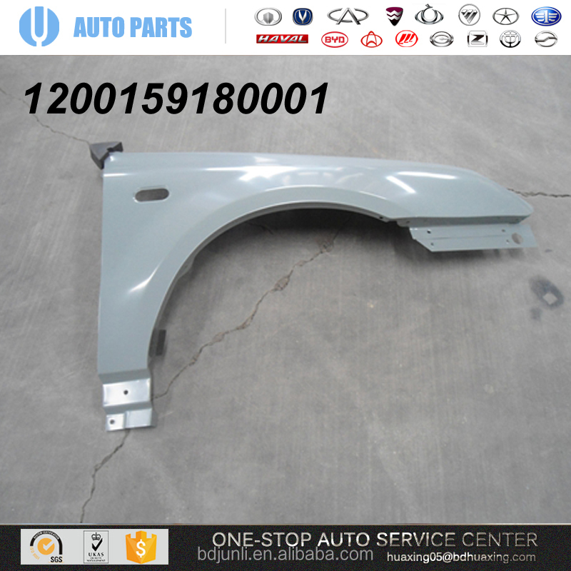 1200159180001 Fender R GEELY CK AUTO SPARE PARTS CAR GUANGZHOU SUPPLIER original and aftermarket