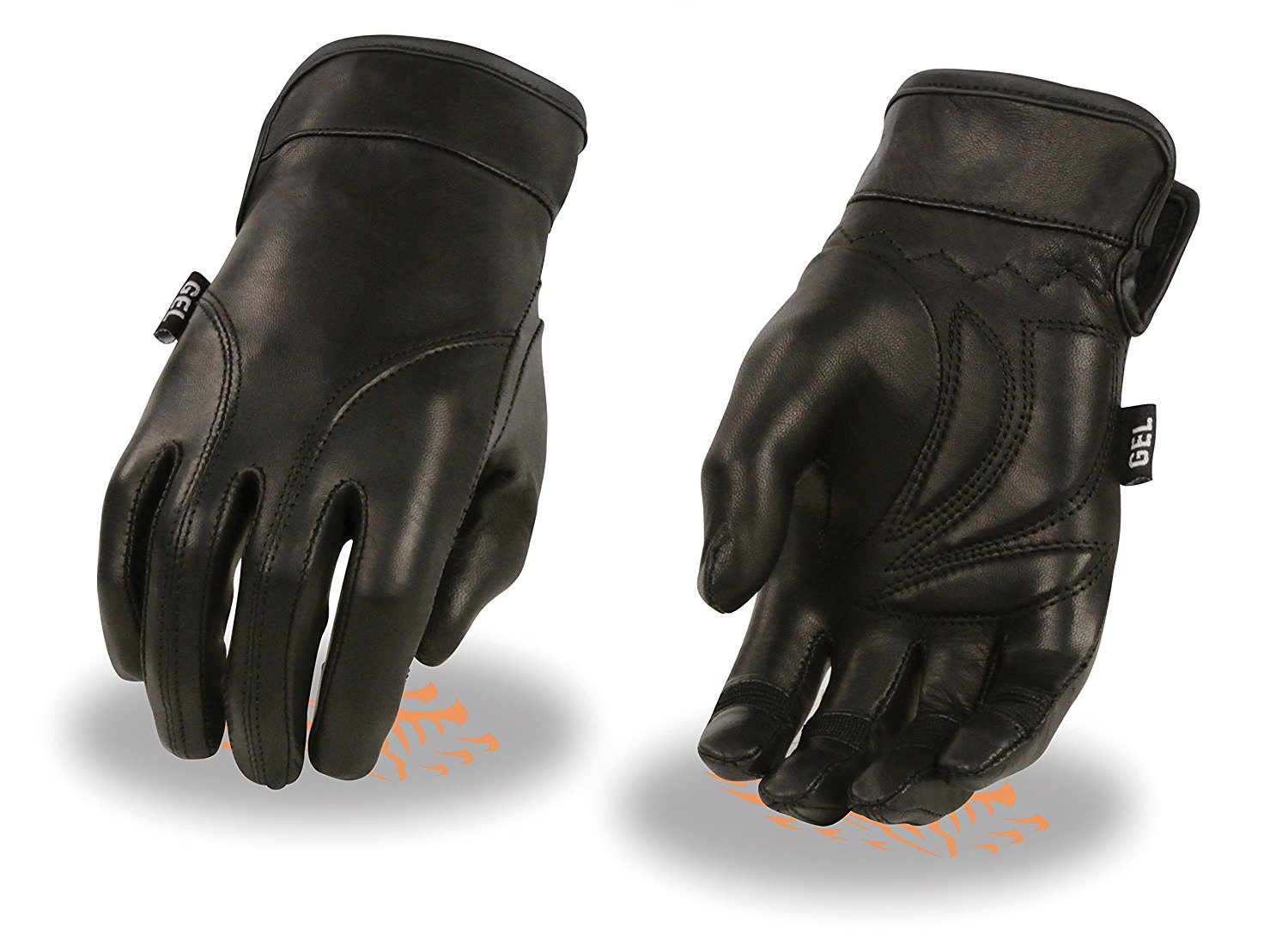 eb48b3219 Get Quotations · Ladies Premium leather Light Lined Leather Glove w/ Gel  Palm (X-Large)