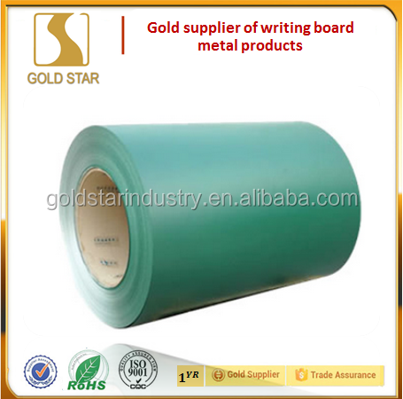 school classroom green board steel coil and sheet