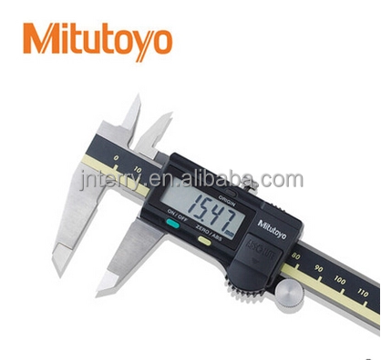 Mitutoyo digital vernier caliper 0-150mm, 0-200mm, 0-300mm accuracy 0.01mm
