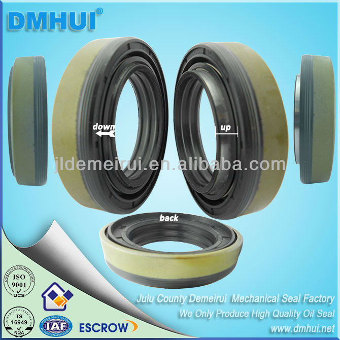 Power steering oil seal seat bus and tractor oil seal rings