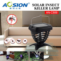 Aosion Energy saving electronic solar mosquito killer uv/insect killing led light