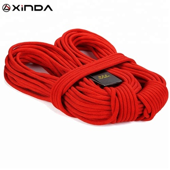 XINDA10kN 8mm static climbing rope for hiking outdoor safety