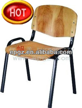 plywood reading chair for library library furniture wooden study