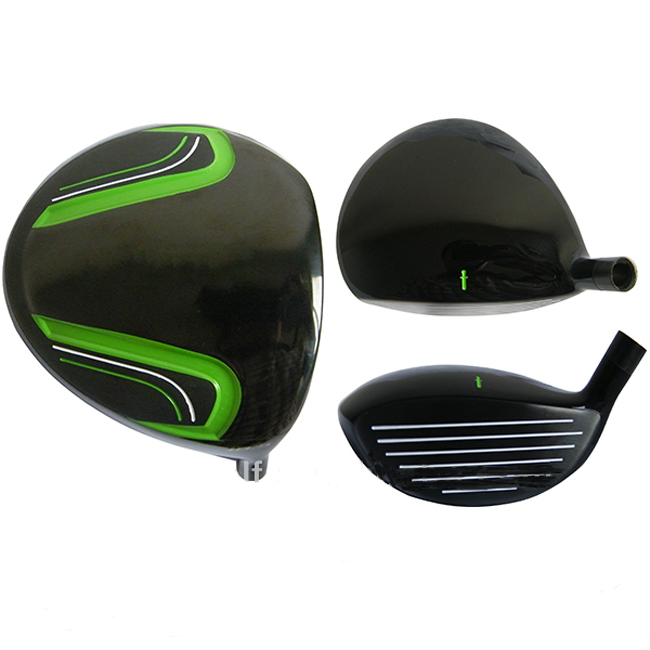 Titanium Golf Club Driver head/ Golf driver wood