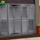 Cheapest Price New Product Decoration aluminum louver shutter