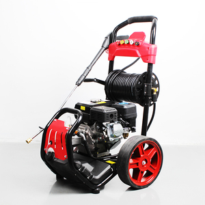 BISON 170Bar 2200PSI gas power high pressure washer for home