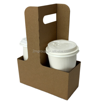 Er Coffee Cup Carrier Beverage Hot Pack