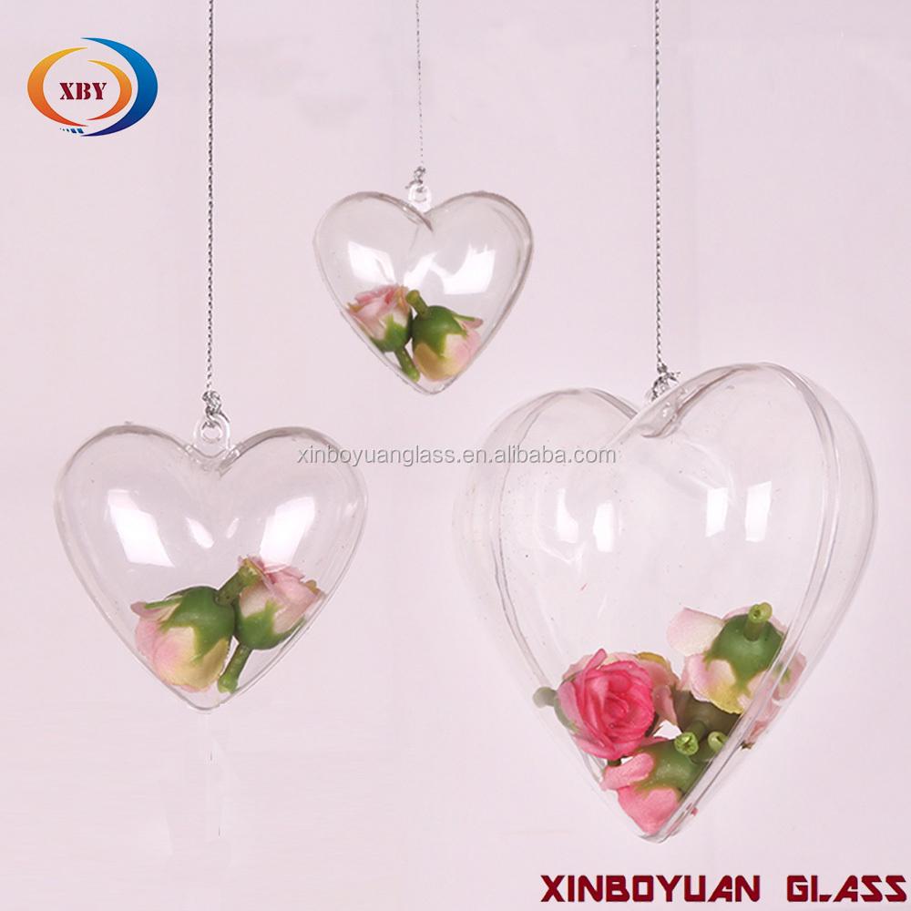 Boule De Noel Transparente A Decorer décoration de noël,de mariage,arbre,boule suspendue,grande
