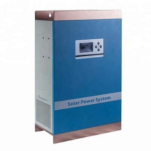 Combine mppt controller off grid 2KW to 5KW hybrid solar inverter with charger