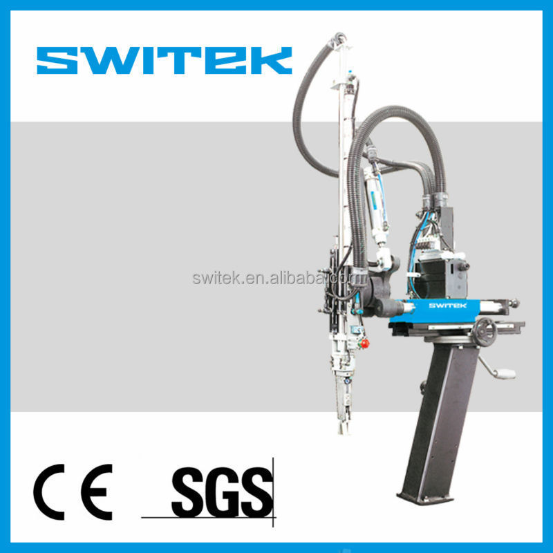 Pneumatic Single Mechanical Swing Robotic Arm