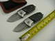 Doshower Hot Sale damascus bowie knife with high quality