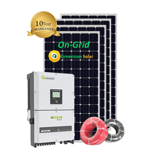 Split Phase 240 v Solar Panel System 5KW 10KW 20kw Lagerung Home Solar Power System Preis