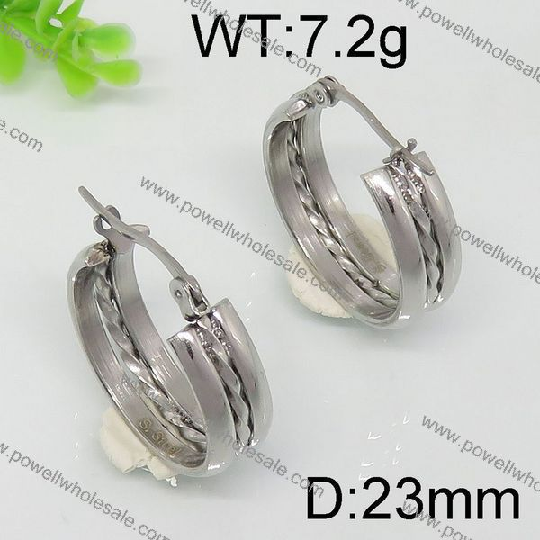 Fashion Newly Popular wholesale earrings silver forest jewelry