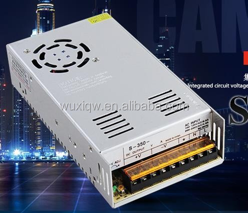 factory sale 350w 110v ac to 24v dc power supply switching power supply