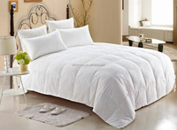 400TC polyester/cotton dobby solid comforter