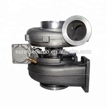 Turbocharger Gta4502v 23534356 758204-5007s For Detroit Diesel Highway  Truck - Buy 23534356 Turbocharger,758204-5007s Turbocharger,Gta4502v