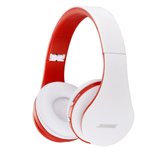 Wholesale Jiuhu brand wireless headset headphones earphones NX-8252 for all bluetooth mobile phones
