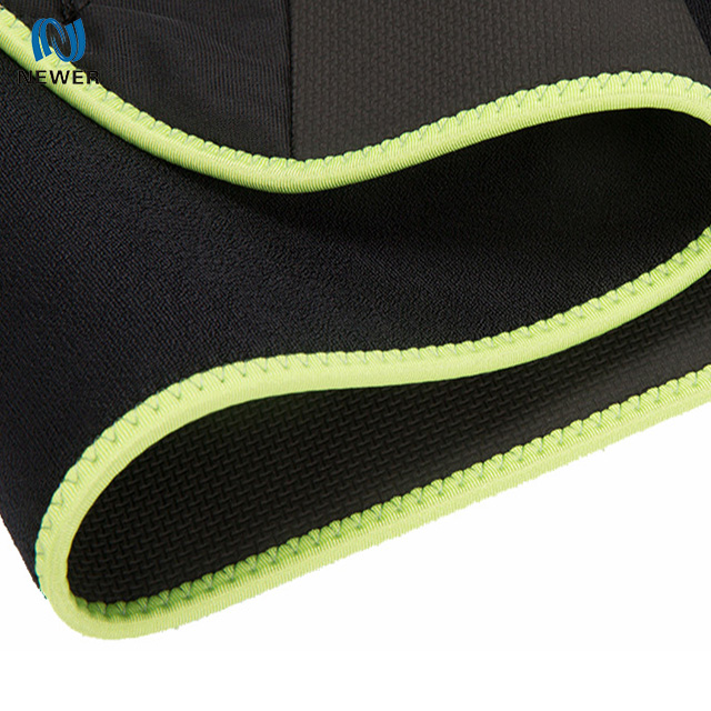 Hot shaper delicate neoprene sleeve belt tummy tuck sauna sweat slim belt фото