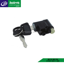Motorcycle Lock Motorcycle Switch Ignition Key Switch for GN125 / GN125H
