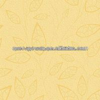 natural leaves design engineering wallpaper wall mural decor