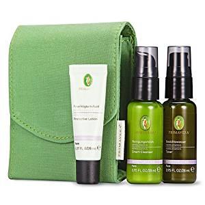Primavera Moisturizing Face Care Starter & Travel Kit (Normal to Dry Skin) 1set