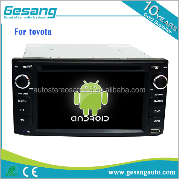 China Factory Directly-Sale 2 din Car dvd for <strong>toyota</strong> <strong>universal</strong> car Radio With GPS Navigation DVR IPOD AM/FM 1080P 3G WIFI