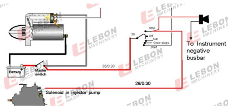 wholesale sa 2696 a 24v diesel engine stop solenoid used for on Ford Solenoid Diagram for wholesale sa 2696 a 24v diesel engine stop solenoid used for excavator at Briggs and Stratton Solenoid Wiring Diagram