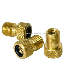 Bicycle Presta to Schrader Valve Adapter Converters/Tire valve adapter