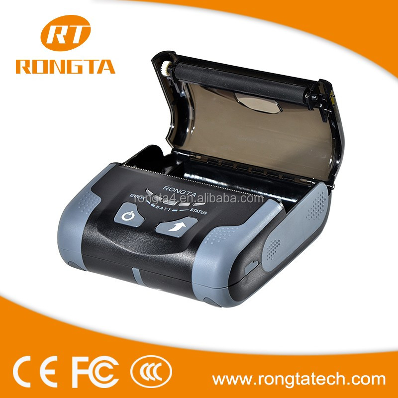 Rechargable WIFI Bluetooth Mobile Bus/Train ticket handheld thermal printer