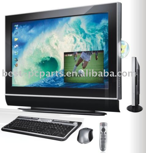 LCD PV PC all in one 42 inch