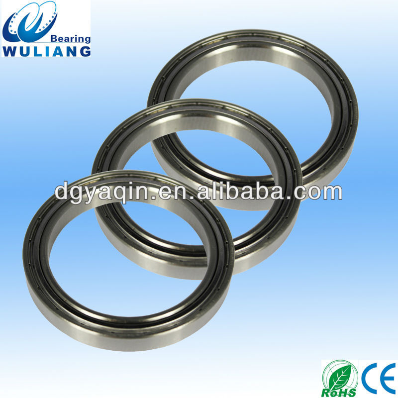 6904Z Customized Complex Ball and Roller Bearings