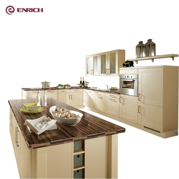 Newest Kitchen Furniture Design Mdf Customized Almari Modern Wooden
