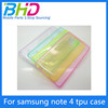 For samsung note 4 Case Mobile phone shell TPU cheap cover cases