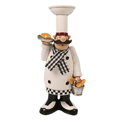 Cheap Little Fat Chef Man with Fabric Legs for Kitchen Decor ...