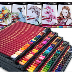 Amazon Popular Promotional Art Drawing Colour Pencil Set, 120 Coloring Pencil