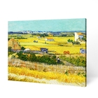 van gogh reproduction oil painting Wheat Field landscape oil painting Printed On Canvas