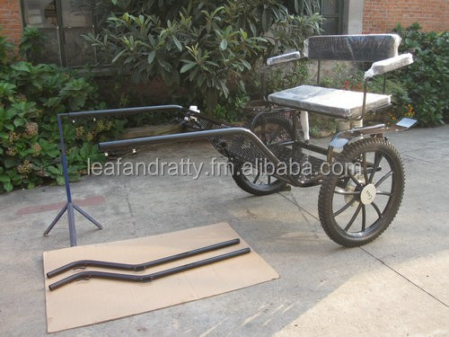 GW brand Pony cart Sulky carriage Marathon cart