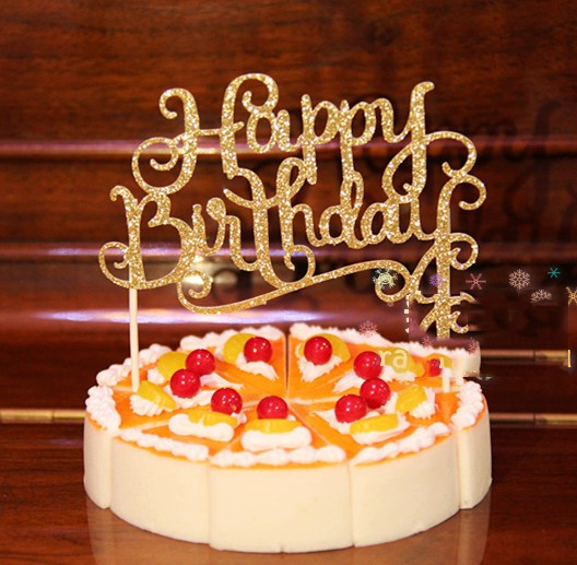 Cheap Happy Birthday Cake Topper Buy Quality Directly From China Suppliers 50Pcs White Star Transparent OPP Christmas