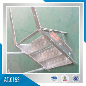 Marine Aluminum Vertical Ladders Used In Ships