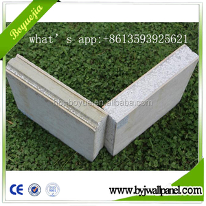 Fast Building Eco-Friendly Modular Wall Panel System