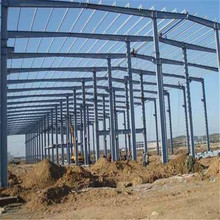 High Quality Metal Construction Steel Frame Steel Structure Building