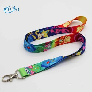 Wholesale Cheap Custom Animal Print Lanyards