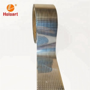 3D dynamic visual effect Hologram Hot Stamping Foil