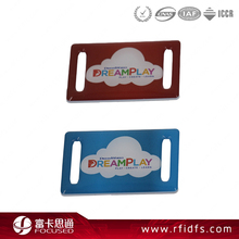 Shenzhen Manufacturer Small Cheap Passive Rewritable HF RFID Ntag215 NFC Tag