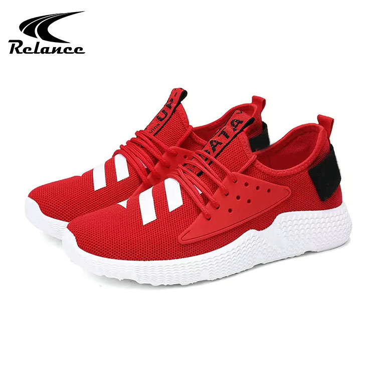 Breathable Thick PU Shoes Bottom Comfortable Mesh 2018 Sport Soles 1XqnATZWwx