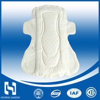 Wholesale Pure Cotton Breathable Waterproof Thick Those Days Panty Liner Daily Female Girl Sanitary Pad
