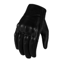 Guantes Moto Gloves 100% Leather Gloves Motorcycle Riding Racing Gloves